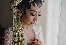 pose pengantin wanita