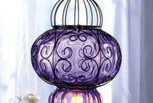 Lampy, lustry, svítidla