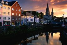 Favorite Places in Cork / by Montenotte Hotel