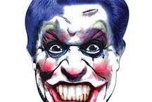 Rembrandit Creative Clown Chronicles / Clown Art & Images