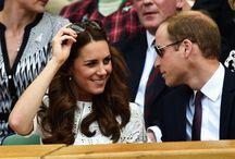 Royals at Wimbledon