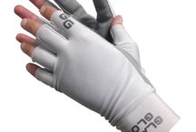 Sun Protection / Visit www.GlacierGlove.com to order your sun protection gloves!