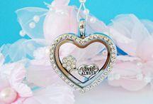 """In Loving Memory / Swarovski Crystal """"In Loving Memory"""" Car Charms"""