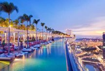 Great hotels in Singapore  / by Joy Ng