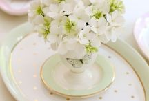 table decorations easter