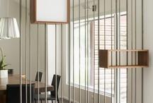 mid century room dividers