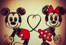 I love M-i-c-key Mouse!!