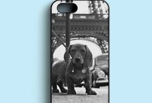 Dog People: Cell Phones / All things dog and cell phone. Dog themed cell phone cases, cell phone carriers,  cell phone decals, cell phone switches.  Fun!!