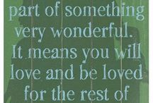 Words of Wisdom / by Marie Skinner