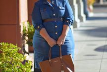 Curvy girl fashion