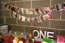 Birthday ideas / Ideas para cumpleaños! Birthday ideas! / by Carolina Martinez Hansen