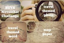Show Us Your Stuff November Challenge