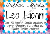 Leo lionni / by Christy Harnsberger