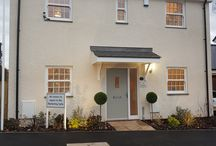 Meadow Haze, Woodbury, Devon / Meadow Haze is an exciting new development of just 20 contemporary 2, 3 and 4 bedroom homes in the village of Woodbury, close to Exeter.