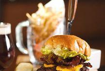 Burgers / by Jenn Worden