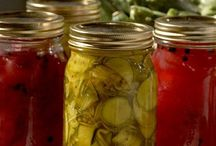 Pickles and Preserves