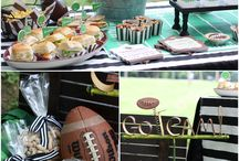 : : Tailgate Party : : / Welcome to tailgating season. Show your team colors! / by SCOUT