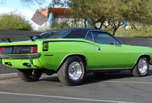 Classic Mopars / by Official Mopar