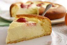 пироги - ватрушки