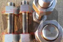 Fastener / Ajax Bolt Co. is an Iranian Manufacturer of fasteners excelling in hex bolt, stud bolt and Allen bolt