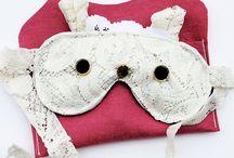 Cinober Eye Masks by me