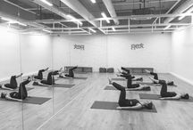 Mat Pilates Group Classes