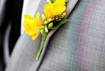 Sárga esküvő - Yellow wedding