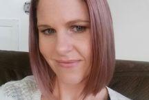 my hair colours
