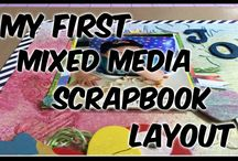 Scrapbooking Layouts/Projects