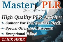 Master PLR Affiliate Program / All our great banners and promotional tools will be added here. If anyone wants more great images please let us know!