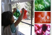 Science ideas & experiments