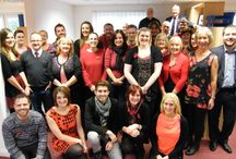 Remembrance Day 2014 / We had a red and black themed dress down day to commemorate Remembrance Day on the centennial of the outbreak of the First World War.