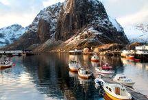O mar da Noruega