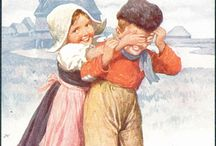 dutch postcards