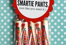 Smarty~Pants Ideas / Some people are just plain smarty pants with their bright ideas.....Thank you! / by Cora Phillips
