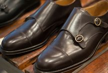 Monkstrap shoes / Outstanding style. By far, the best doublemonks in town.