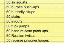 Killer Workouts / by She Rocks Fitness