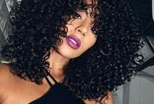 Curly hair♀️