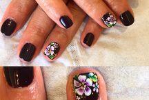 Nails I've done