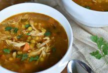 soups, stews and crock-pot  / by Alex MacRae