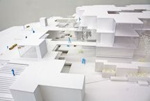 architecture_建築模型