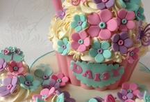 Giant Cupcake  / by Natalie McGinlay