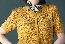 Vintage strik - vintage knits