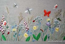Embroidery / by Jayme Goffin