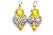 Soutache earrings 2