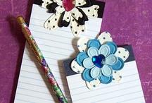 Agendas y Cuadernos decorados / Agenditas toda ocacion y cuadernos decorados / by Adri Gomez