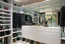 Closet / Cupboards