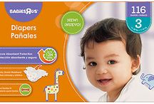 Babies 'R' Us / I received a coupon for FREE diapers from Influenster from Babies 'R' Us!