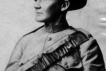 Harry 'Breaker' Morant / Interesting details about this 'interesting' Australian soldier