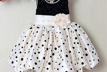 Moda de niña bebé